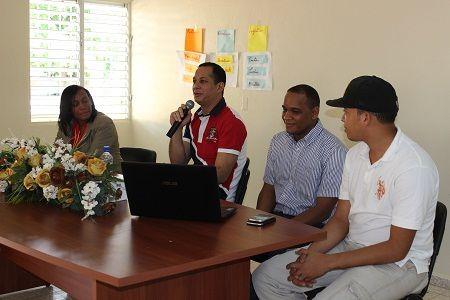 Ministro de la Juventud dicta conferencia a estudiantes en Cristo Rey   NOTICIAS AL TIEMPO