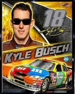 Favorite NASCAR driver