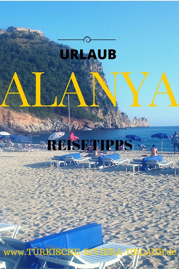 Urlaub in Alanya - DER Guide  Hier findest du einen Überblick zum Ferienort Alanya. Er liegt an der Südküste der Türkei und bietet seinen Urlaubsgästen ein einmaliges Preis-Leistungsverhältnis.  #Türkei #Alanya #Urlaub #TürkischeRiviera