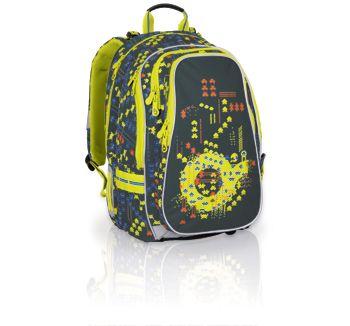 Każdy chłopiec uwielbia gry komputerowe. Zainspirowało to Topgal do stworzenia plecaka szkolnego CHI 656 od 2 do 6 klasy. Z sentymentem wspominamy klasyczne gry, które i dziś bawią nasze dzieci :-)