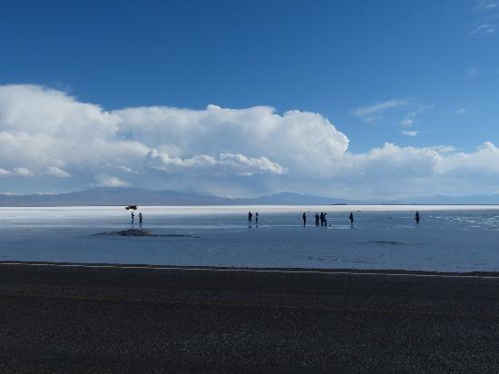 Mar blanco... (Jujuy)
