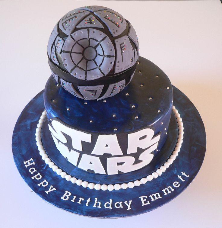 Starwars Cake by Cake Corner Hobart