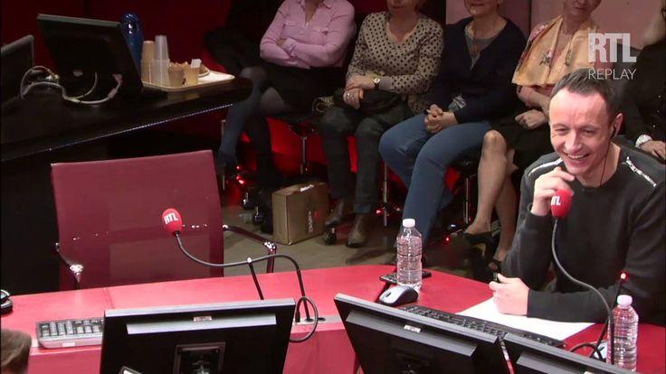 A la bonne heure - Stéphane Bern et Jeff Panacloc- lundi 4 avril 2016 - ...