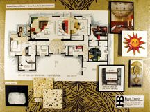 86 best INTERIOR - Presentation boards interior images on ...