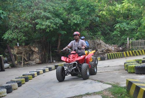 Experience ATV Ride in Boracay  - http://outoftownblog.com/experience-atv-ride-in-boracay/