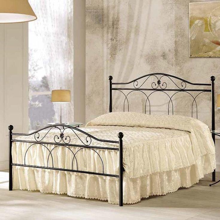 amazing divano letto in ferro battuto lavorato e decorato nei minimi dettagli fornito ...