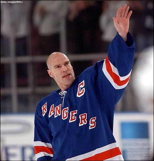 Mark Messier, New York Rangers