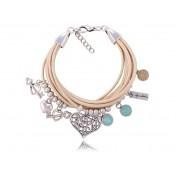 I love by dziubeka/bracelet