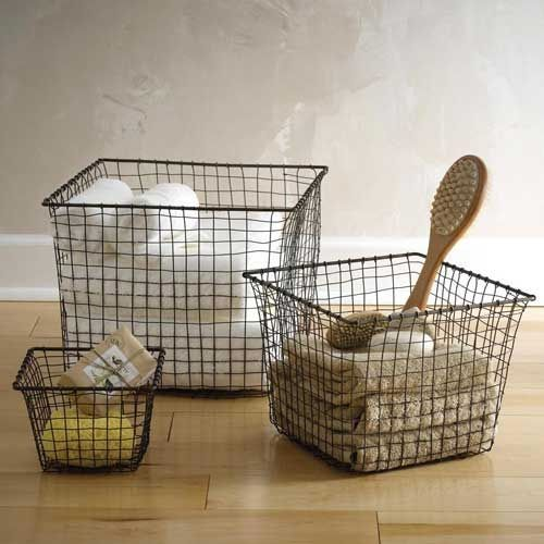 Cabo Wire Basket Large