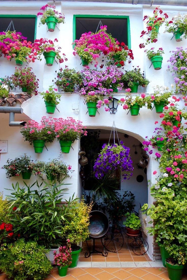 Patios de Córdoba   Spain (by Nacho Coca) Find me on Instagram