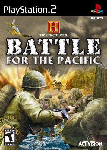 The History Channel: Battle for the Pacific - PlayStation 2, Multi