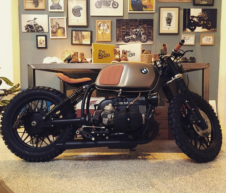 """#crd76 by @caferacerdreams >> The bike that has broken our records in 2015!! We wish you all the best in 2016. Thank you very for being there!! See you…"""