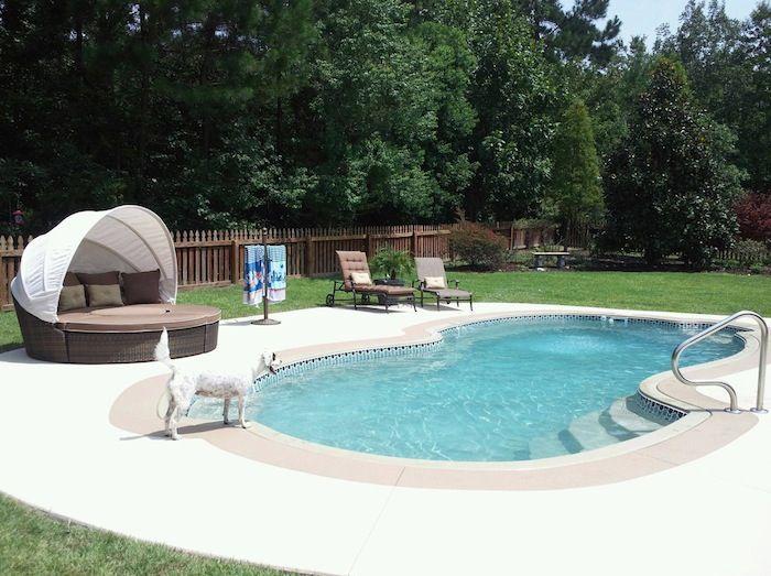 Les 84 meilleures images du tableau fiberglass pools sur for Piscine leisure pools