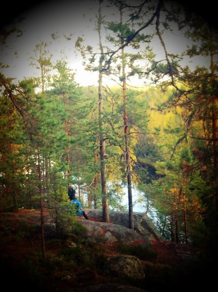Nuuksio National Parki, Finland - Espoo