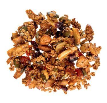 Gorgeous dried nut mix from Cecilia's Farm www.ceciliasfarm.co.za