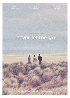 Never Let Me Go - One of the few times when the movie adaptation was as good as the original novel.