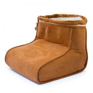 Trakteer je vermoeide voeten op therapeutische ontspanning.  http://jmlshop.com/foot-massager-warmer-voetenwarmer-voetmassage  €29,99