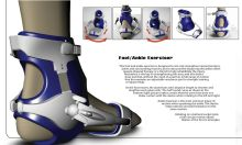 Foot and Ankle Exerciser