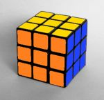 On this page you can find a detailed description on how to solve the last layer corners of the Rubik's Cube. In the final phase of the solution with the beginner's method