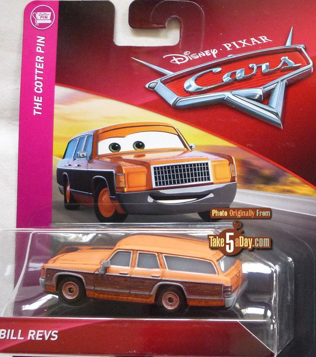 Mattel Disney Pixar Cars New 2019 Diecasts Singles Case E F