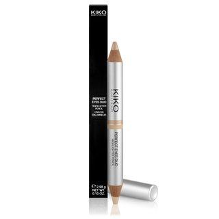 KIKO MAKE UP MILANO - Perfect Eyes Duo Highlighter Pencil - Crayon duo enlumineur contour des yeux