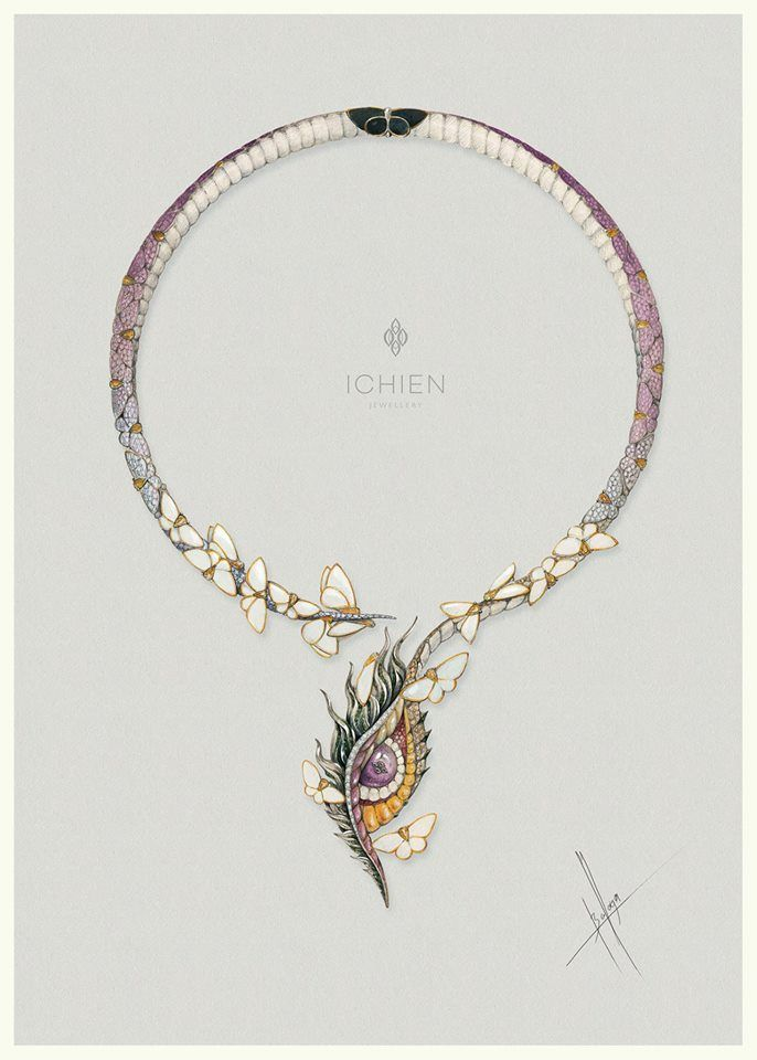 Jewelry Design Line Art : Best images about jewelry sketch on pinterest