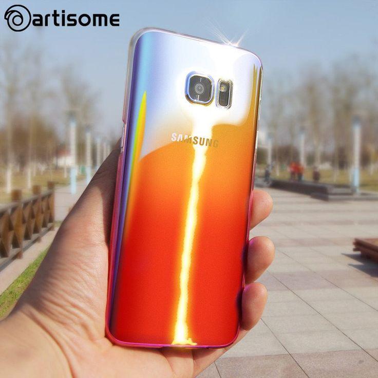 ARTISOME Gradient Color PC Case For Samsung S7 Edge
