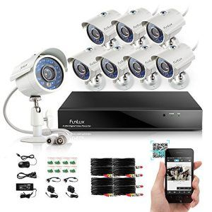 Funlux Quick View Security Camera System #Top10BestSecurityCameraSystemsin2015Reviews