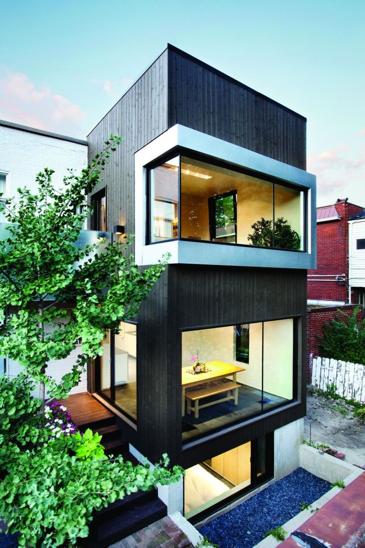 Berri Residence by naturehumaine 89 best Contemporary
