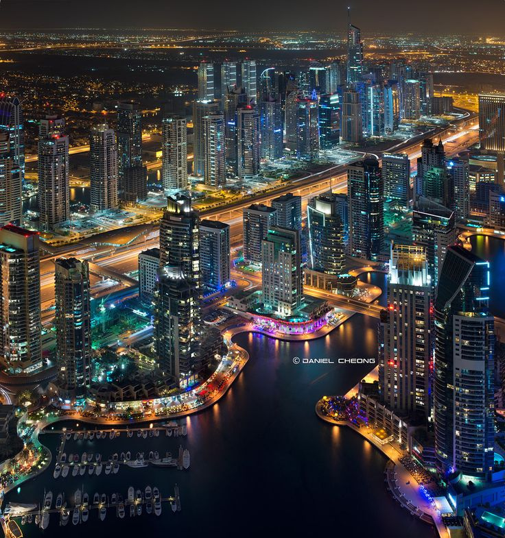 Dubai, United Arab Emirates, by Photographer Daniel Cheong