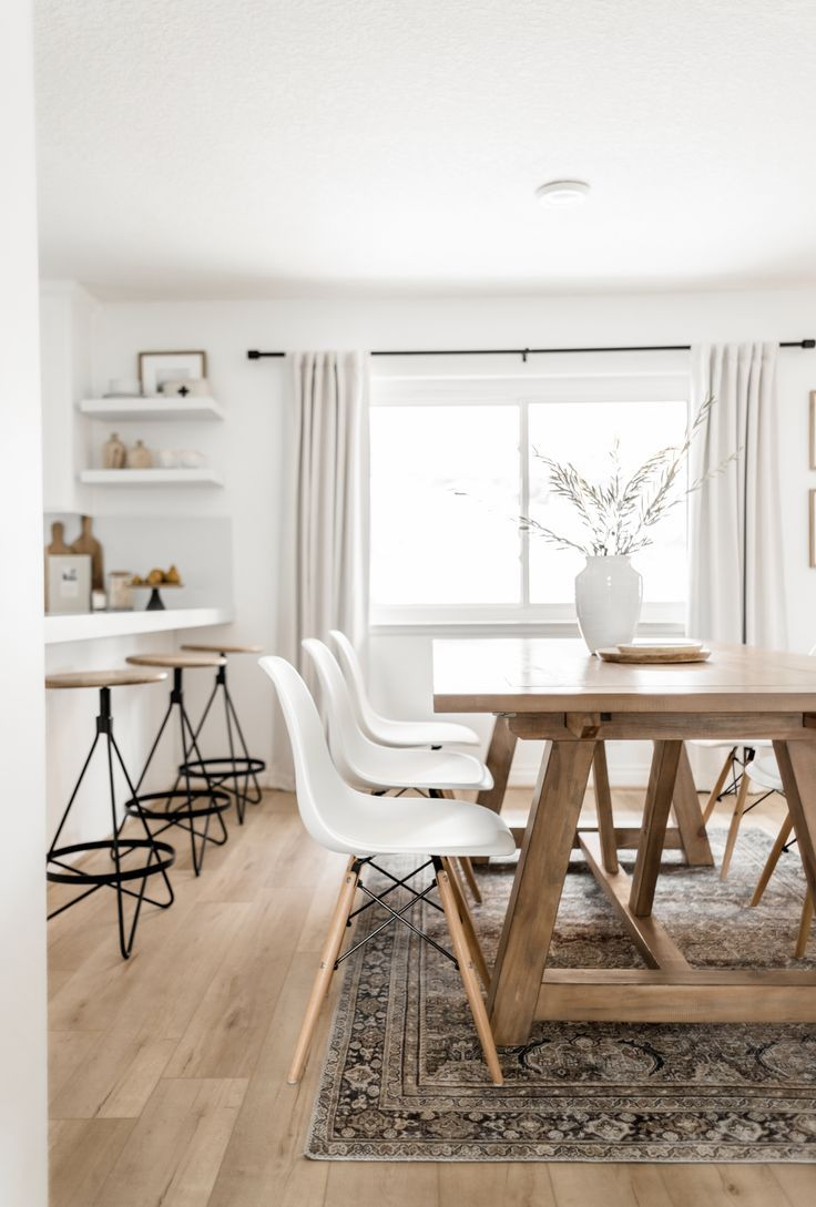 April S Top 10 In 2020 Chic Dining Room Farmhouse Dining Room Farm House Living Room #shabby #chic #living #room #curtains