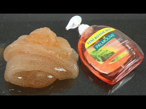 how to make slime with toothpaste water and sugar
