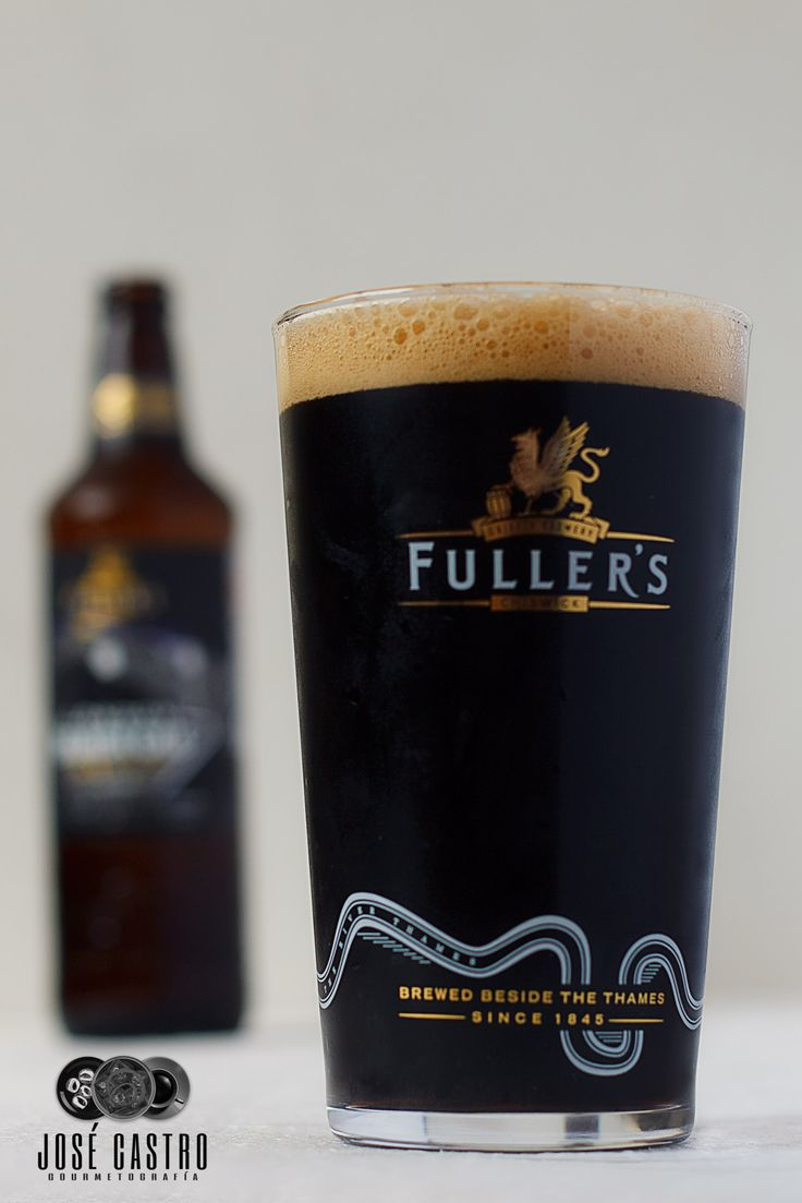 Black Cab Stout, an Irish Dry Stout by Fuller Smith & Turner PLC.