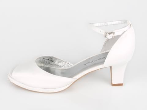 Sko - Karin Halvors: Julia | Ydersiden af skoen
