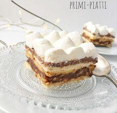 Ciasto Kinder Bueno To ciasto powstało dzięki kilku osobom Pani Kasi, która znalazła zdjęcie na czeskiej stronie i moim przyjaciołom – Niki i Krystianowi – którzy przetłumaczyli przepis z języka czeskiego na polski. Przepis w wersji czeskiej możecie znaleźć tu A samo ciasto…. hm… jest po prostu pyszne Słodkie, bardzo smaczne i …