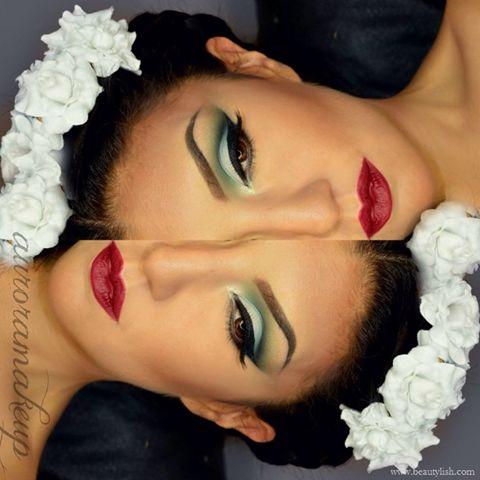 maquillaje mexicano fiestas patrias - Buscar con Google
