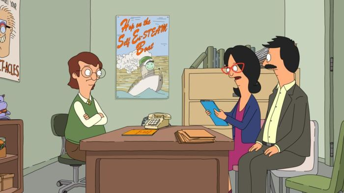 "Recap: Bob's Burgers Season 4 ""The Frond Files"" 