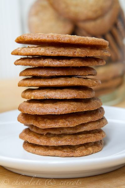 Classic} Benne Seed Wafers ~ I just love these ... had them for the ...