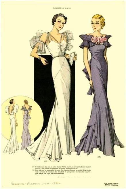 20 modische Abendkleider mit Art-Deco-Motiv #abiti #alla #art #con #da #deco …   – Patterns
