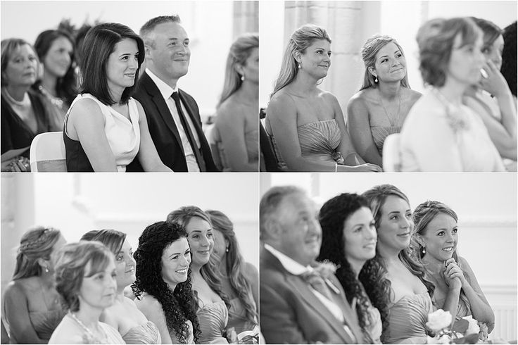 Bridesmaids in the 'Great Hall' at a Alverton Hotel Wedding