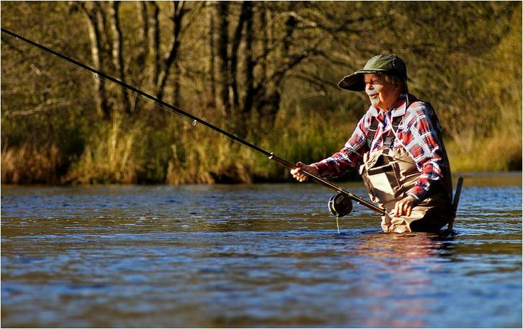 Every age is perfect for fishing