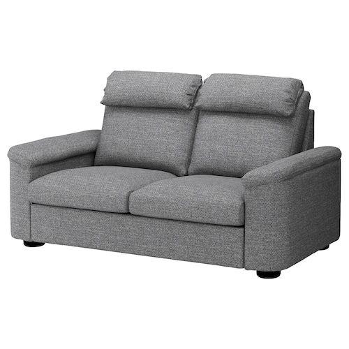 Lidhult Divano A 2 Posti Gassebol Blu Grigio Ikea It In 2020 Sleeper Sofa Ikea Sofa Bed Sofa Back Cushions
