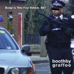 "UK-based folk musician Boothby Graffoe recently released his latest album, entitled ""Boothby Graffoe - Bang! Is This Your Vehicle, Sir?"""