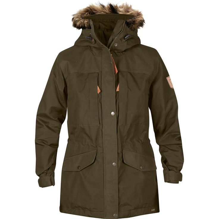 Buy Fjällräven Sarek Winter Jacket W. at Outnorth.