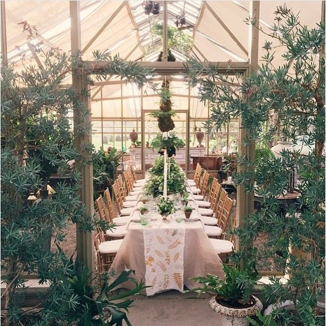 When an interior designer owns a venue we take notice! Jardin de Buis is an eclectic collection of curated architectural elements alongside glorious greenhouses and event spaces in Pottersville, NJ.