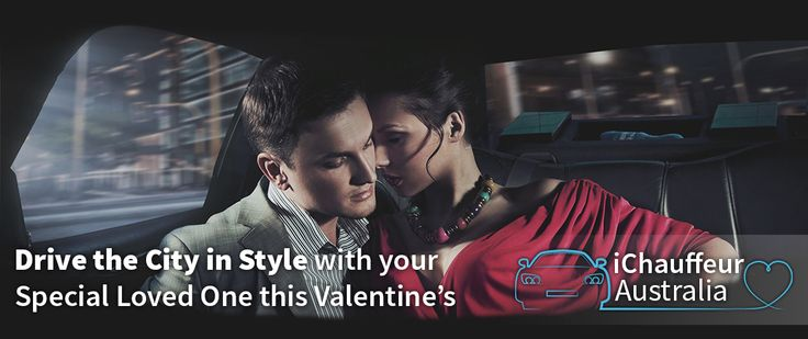 Drive the City in Style with your Special Loved One this Valentine's.. Visit one of the leading chauffeur services Melbourne's page iChauffeur Australia - for more details on how you can feel the romantic breeze as you travel on elegant chauffeured cars, from your hotel to any love spot destination.  BOOK Today!  Like and Follow iChauffeur Australia: www.ichauffeuraustralia.com