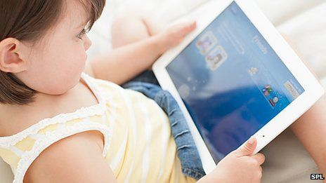Tablets take over televisions in childrens bedrooms