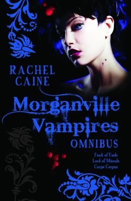 See Morganville vampires. Books 4-6   in the library catalogue.