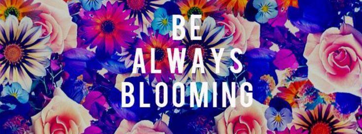 Always Blooming ~