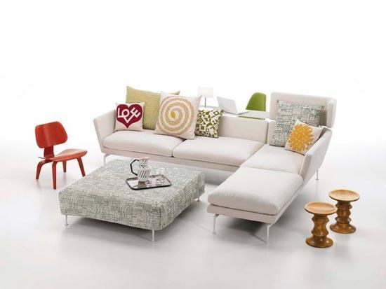 Contemporary Modern Suita Sofa Design